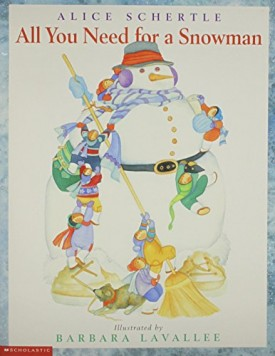 All You Need for a Snowman (Paperback)