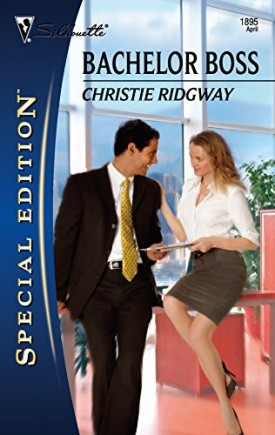 Bachelor Boss (Harlequin Office Romance Collection) (Paperback)