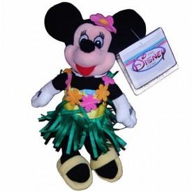 Disney Collectible Minnie Hula Dancer - Disney Collectible Mini Bean Bag Plush