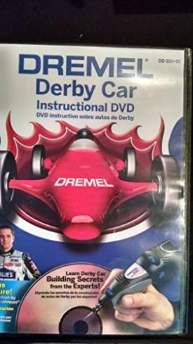 DREMEL Derby Car Instructional DVD [DVD-ROM] by