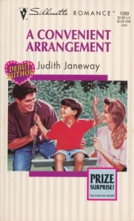 A Convenient Arrangement (Silhouette Romance #1089) (Mass Market Paperback)