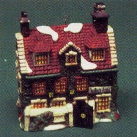 Department 56 Dedlock Arms Collectors Edition Retired Ornament