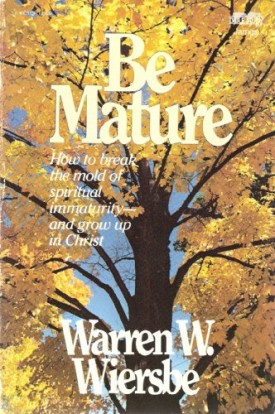 Be Mature (Paperback)