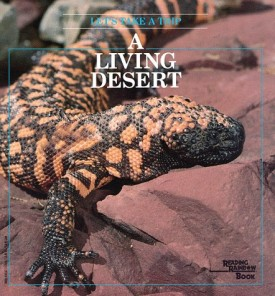A Living Desert (Paperback)