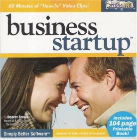 BUSINESS STARTUP [.jpg] [CD-ROM]