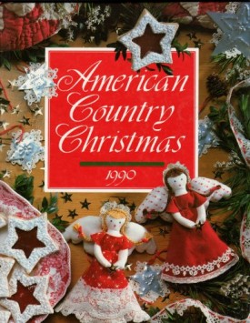 American Country Christmas, 1990 (Hardcover)