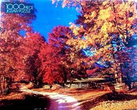 Autumn Trail Puzzle - 1000 Pieces