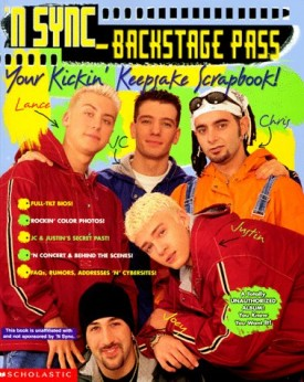 N Sync (Backstage Pass) (Paperback)