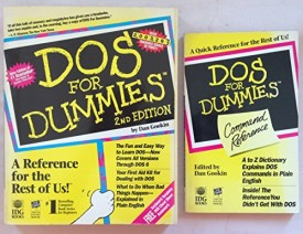 DOS for Dummies (Paperback)