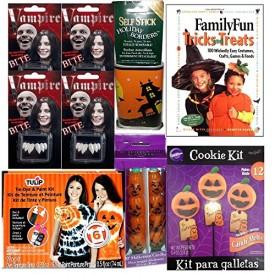 Halloween Family Fun Pack 9 Piece Bundle