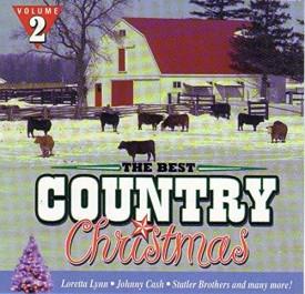 The Best of Country Christmas, Vol. 2 [Audio CD] Loretta Lynn; Johnny Cash; P...