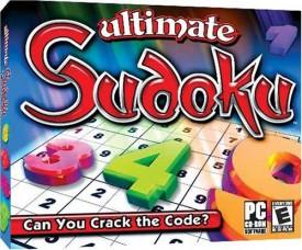 Ultimate Sudoku (Jewel Case) - PC [CD-ROM] [Windows]