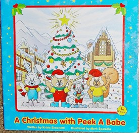 A Christmas With Peek A Babe (Paperback)