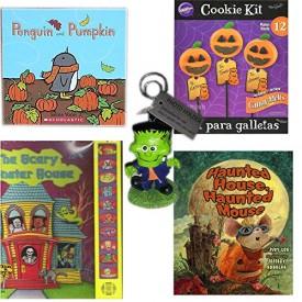 Halloween Family Fun Pack 5 Piece Bundle