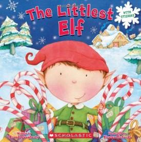 The Littlest Elf (Littlest Series) (Paperback)