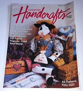 Country Handcrafts Magazine Back Issue Bazaar 1994