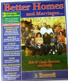 Better Homes and Marriages [Audio Cassette] Bob and Cindy Harrison
