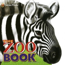 The Zoo Book (Golden Look-Look Books) (Paperback)