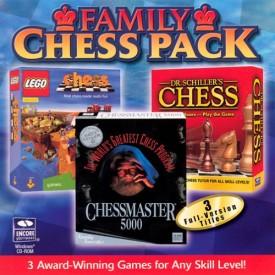 Family Chess Pack - PC [Windows NT]