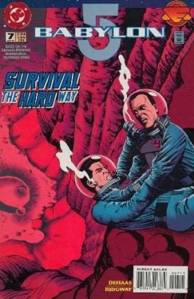 Babylon 5 (1995 series) #7 DC Comics 1995