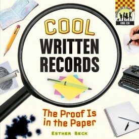 Cool Written Records: The Proof Is in the Paper (Cool Csi)
