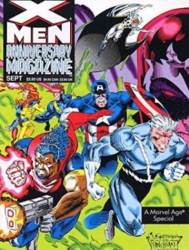 X-Men Anniversary Magazine #1 (Comic)