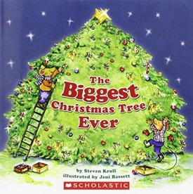The Biggest Christmas Tree Ever (Paperback)