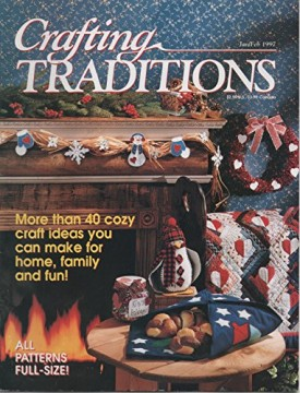 Crafting Traditions Magazine Jan/Feb Back Issue 1997