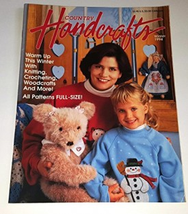 Country Handcrafts Magazine Back Issue Winter 1994
