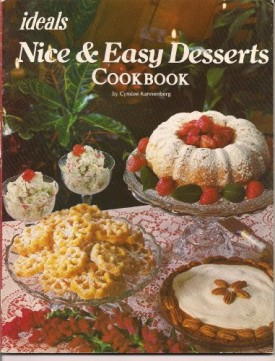 Nice and Easy Desserts from Ideals (Paperback)