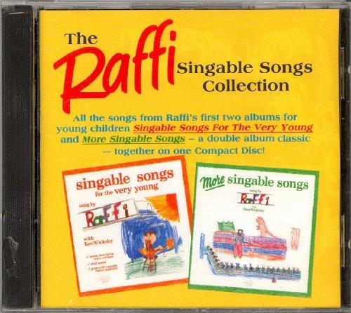 The Raffi Singable Songs Collection [Audio CD] Raffi