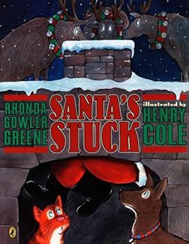 Santas Stuck (Paperback)