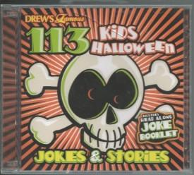 Drews Famous 113 Kids Halloween Jokes & Stories [Audio CD] Hit Crew