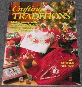 Crafting Traditions Magazine Nov/Dec Back Issue 1996