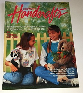 Country Handcrafts Magazine Back Issue Spring 1994