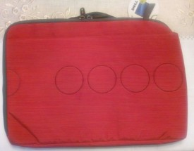 Dell 15.6 5dot Connect Branch Laptop Case (Red)
