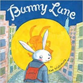 Bunny Lune [Hardcover] [Aug 20, 2007] Nishimura, Kae