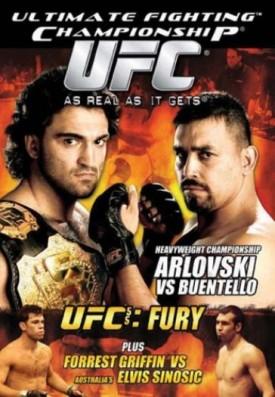 Ultimate Fighting Championship, Vol. 55: Fury (DVD)