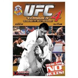 Ultimate Fighting Championship Classics, Vol. 4 (DVD)