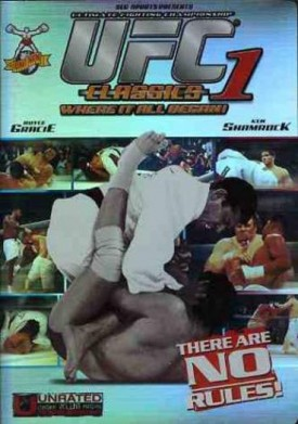 Ultimate Fighting Championship Classics, Vol. 1 (DVD)