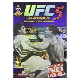 Ultimate Fighting Championship Classics, Vol. 5 (DVD)