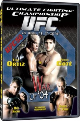 Ultimate Fighting Championship (UFC) 50 - War of 04 (DVD)