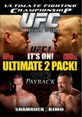Ultimate Fighting Championship, Vol. 47/Vol. 48 (DVD)
