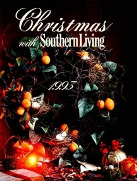 Christmas With Southern Living 1993 (Hardcover)