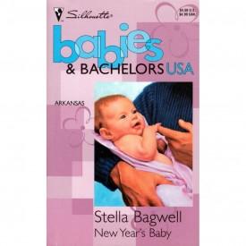 New Years Baby (Babies & Bachelors USA: Arkansas #4) (Mass Market Paperback)