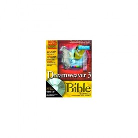 Dreamweaver 3 Bible 1st Edition (Paperback)