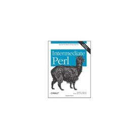 Intermediate Perl 2nd Edition (Paperback)