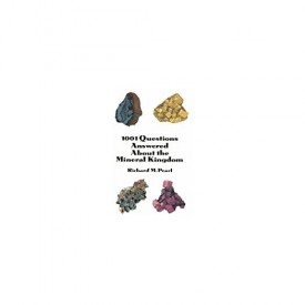 1001 Questions Answered About the Mineral Kingdom (Paperback)