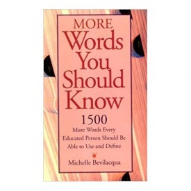 More Words You Should Know (Paperback)
