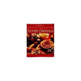 All Time Family Favorites Coutry Christmas (Hardcover)